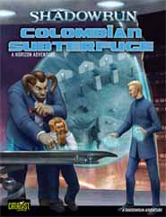 Colombian Subterfuge: Horizon Adventure 3