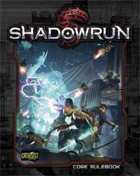 Shadowrun, Fifth Edition Core Rulebook