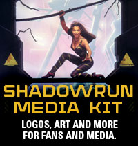 Shadowrun Media Kit