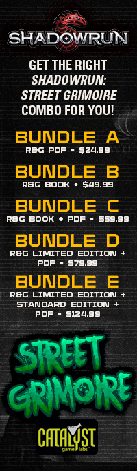 Shadowrun 5 Bundles
