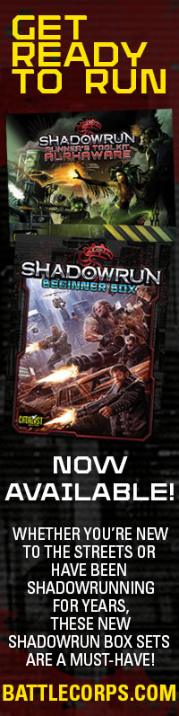Shadowrun Box Set Bundles