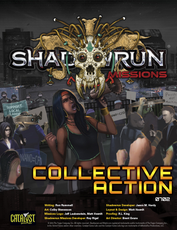 Shadowrun Missions: Collective Action (07-02)